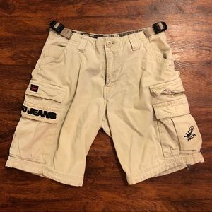 Vintage JNCO cargo shorts